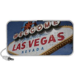 Recepción a Las Vegas iPod Altavoz