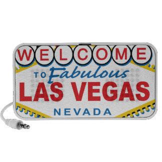 Recepción a Las Vegas fabuloso Mini Altavoces