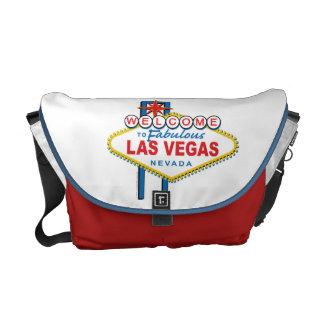 Recepción a Las Vegas fabuloso Bolsas De Mensajería