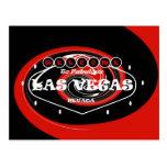 ¡Recepción a Las Vegas fabuloso en ÓRBITA! Postal