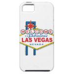 Recepción a Las Vegas fabuloso iPhone 5 Funda