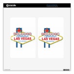Recepción a Las Vegas fabuloso Kindle Fire Pegatina Skin