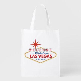Recepción a Las Vegas fabuloso, Nevada Bolsa Para La Compra