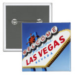 Recepción a Las Vegas fabuloso Pin