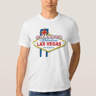 Recepción a Las Vegas fabuloso Poleras