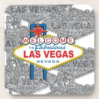 Recepción a Las Vegas fabuloso Posavaso