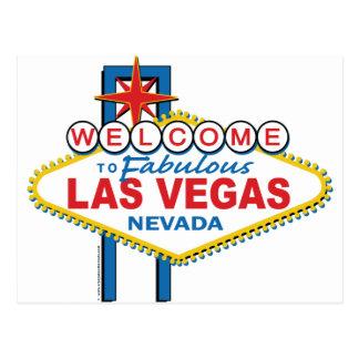 Recepción a Las Vegas fabuloso Postales