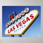 Recepción a Las Vegas fabuloso Póster