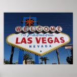 Recepción a Las Vegas fabuloso Posters