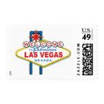 Recepción a Las Vegas fabuloso Sellos