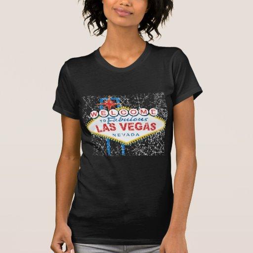 Recepción a Las Vegas fabuloso Tshirt