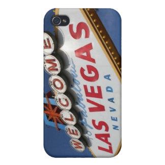 Recepción a Las Vegas iPhone 4/4S Fundas