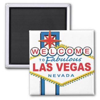 Recepción-a-Las-Vegas Imán Cuadrado