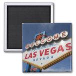 Recepción a Las Vegas Imán De Frigorífico