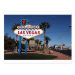 Recepción a Las Vegas Tarjetas Postales