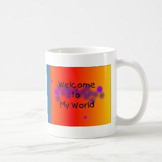 Recepción a mi taza del mundo