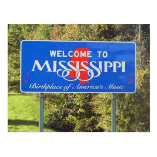 Recepción a Mississippi Postal