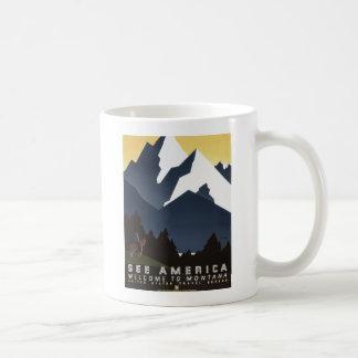 Recepción a Montana Taza