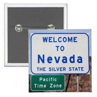 Recepción a Nevada Pin Cuadrada 5 Cm