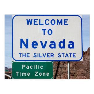 Recepción a Nevada Postal