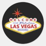 Recepción a nuestro Las Vegas fabuloso que casa al