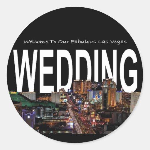 Recepción a nuestro Las Vegas fabuloso QUE CASA al Etiqueta Redonda