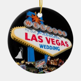 Recepción a nuestro Las Vegas fabuloso que casa el Ornamentos Para Reyes Magos