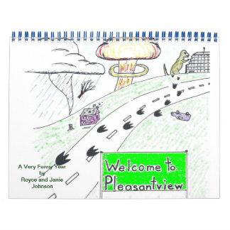 Recepción a Pleasantview Calendarios