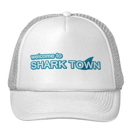 Recepción a Sharktown Gorra