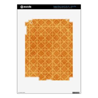 Recepción adorable de los tops adorable pegatina skin para iPad 3