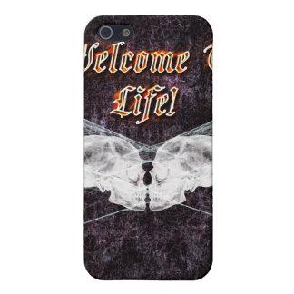 Recepción al caso del iphone de la vida iPhone 5 carcasas