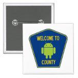 Recepción al condado androide (muestra de Droid de Pin