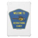 Recepción al condado de la reestructuración (muest