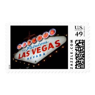 Recepción al franqueo de Vegas