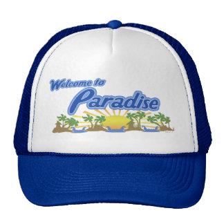 Recepción al gorra del paraíso