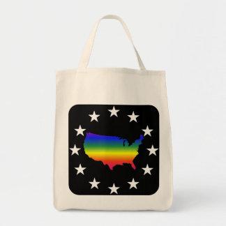 Recepción al maricón América de LGBT Bolsas Lienzo