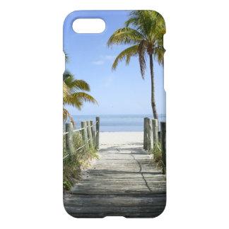 Recepción al paraíso funda para iPhone 7