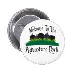 Recepción al parque de la aventura pins