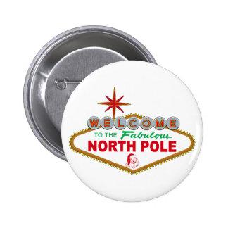 Recepción al Polo Norte fabuloso (muestra de Vegas Pins