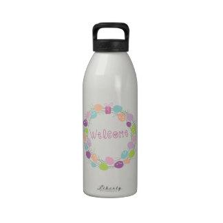 Recepción Botella De Agua