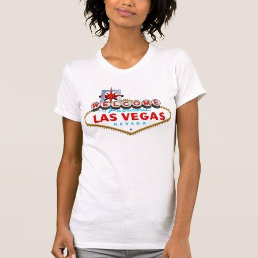 Recepción camiseta de Las Vegas fabuloso, Nevada