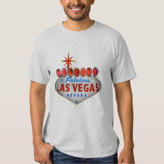 Recepción camiseta de Las Vegas fabuloso, Nevada Playeras