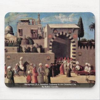 Recepción de una embajada veneciana tapetes de ratón