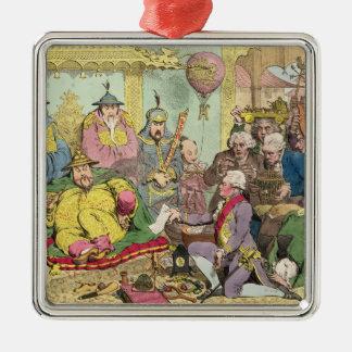 Recepción del Diplomatique Ornamento Para Arbol De Navidad