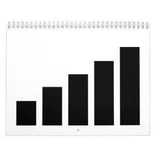 Recepción móvil calendario