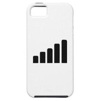 Recepción móvil iPhone 5 carcasa