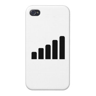 Recepción móvil iPhone 4/4S carcasa
