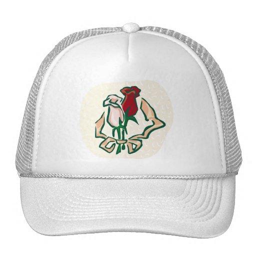 Recepción nupcial 38 gorra
