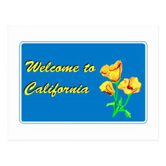Recepción señal de tráfico de California - los Postal