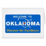 Recepción señal de tráfico de Oklahoma - los E.E.U Tarjeta